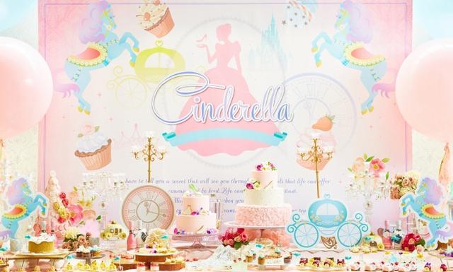 画像1: ~ロマンチックデザートブッフェ~『プリンセス・シンデレラの舞踏会』開催!