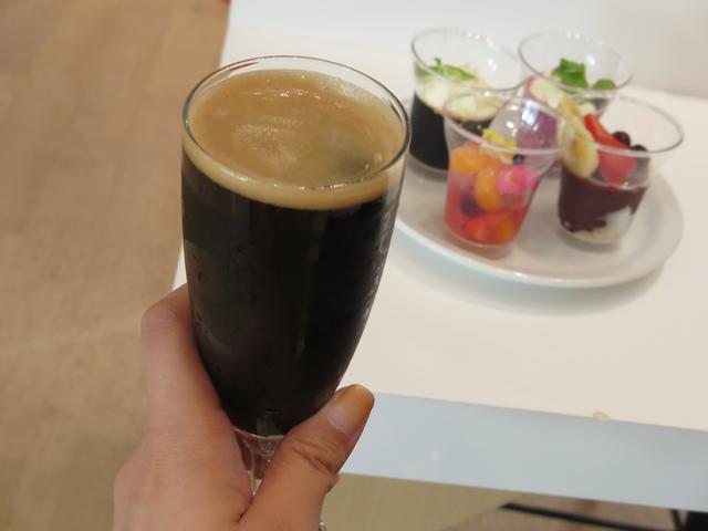 画像: 美味しいブッフェとコーヒー、そして癒し