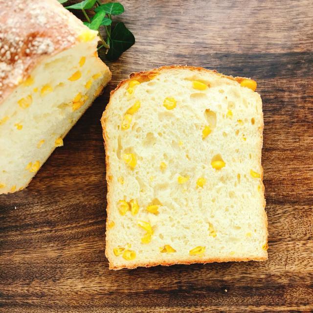 画像1: 武蔵小杉限定「とうもろこしの食パン」