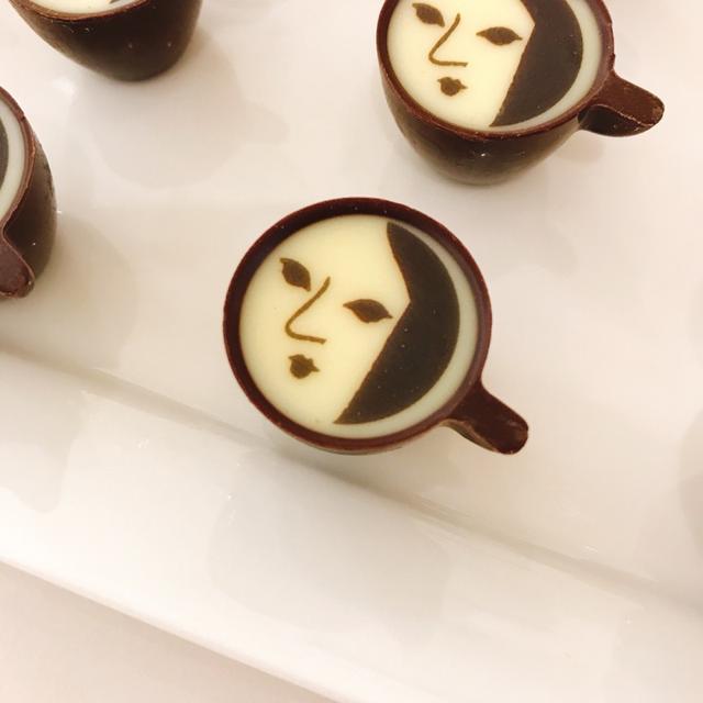 画像: かわいいチョコレート