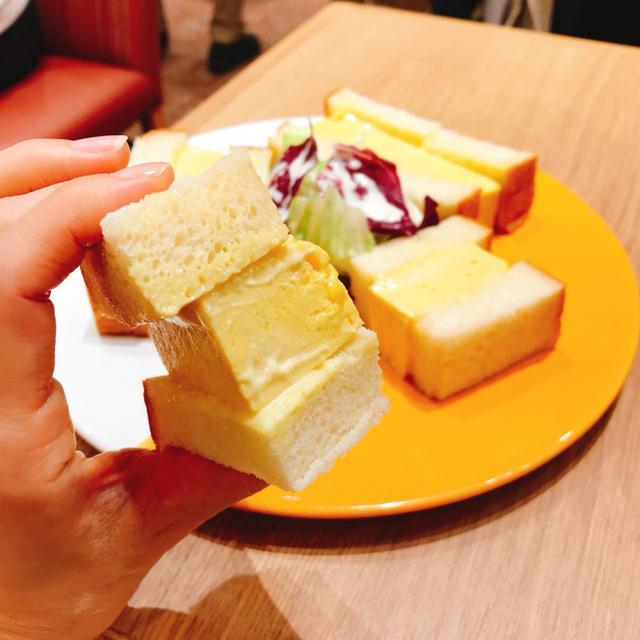 画像: 人気NO1のサンドウイッチは厚焼きたまご