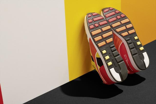 画像: 『RS-100 Roland』のソールデザイン
