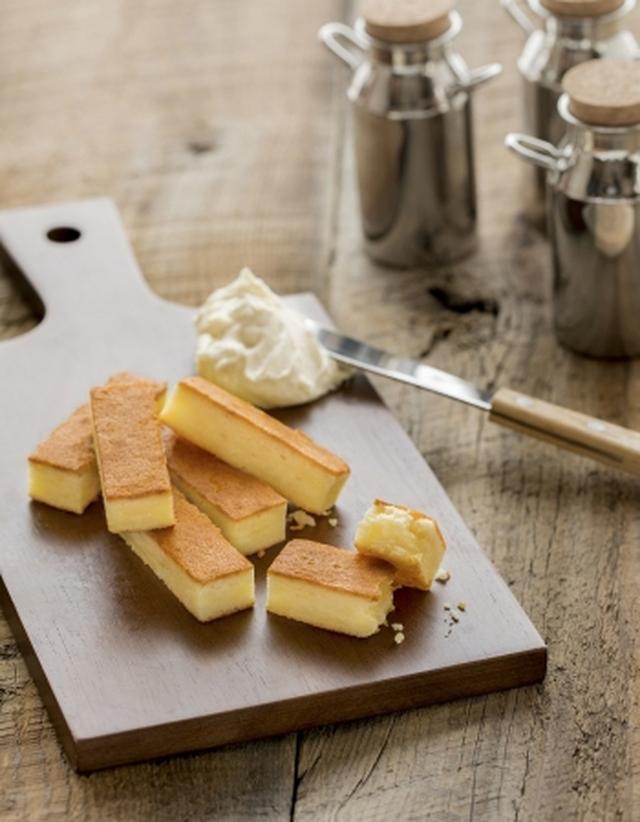 画像: 六甲山麓牛乳を使用した濃厚でクリーミーな神戸チーズケーキ『元町クリーミィ』