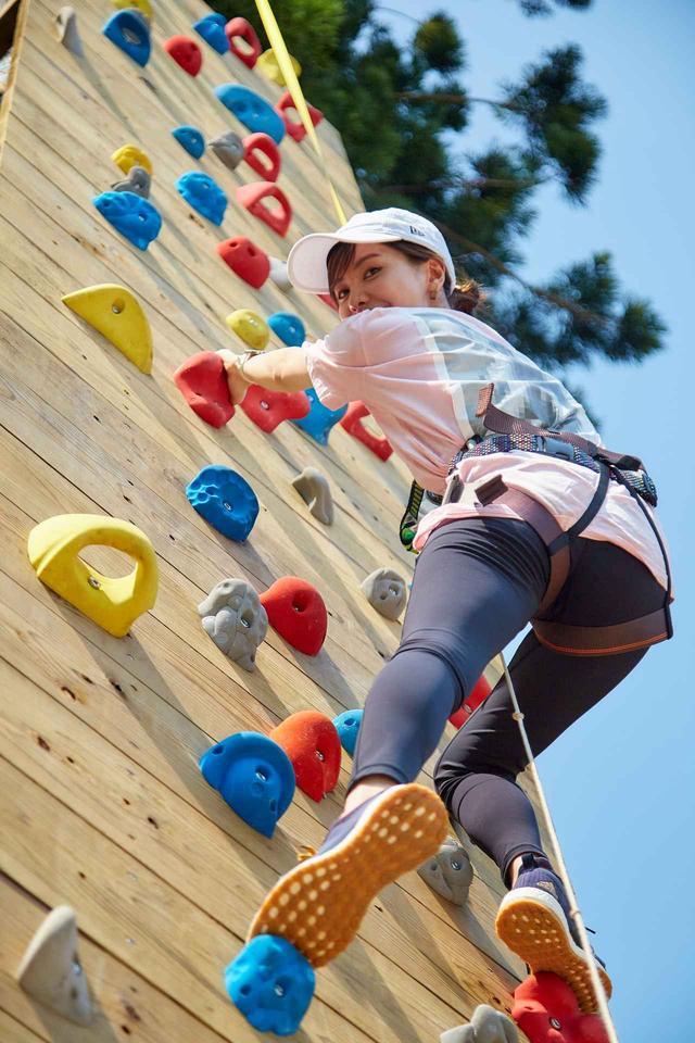 画像2: 【体験レポ】三島スカイウォークのジップライン、樹上アスレチック、クライミング…都会では味わえない「遊び場」出現に大興奮!