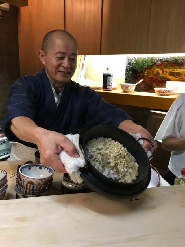 画像: 割烹すずき 鈴木好次(すずき よしつぐ)氏