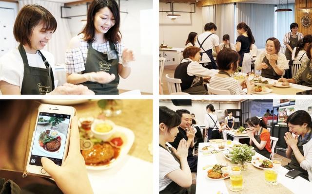 画像: 料理体験会の様子