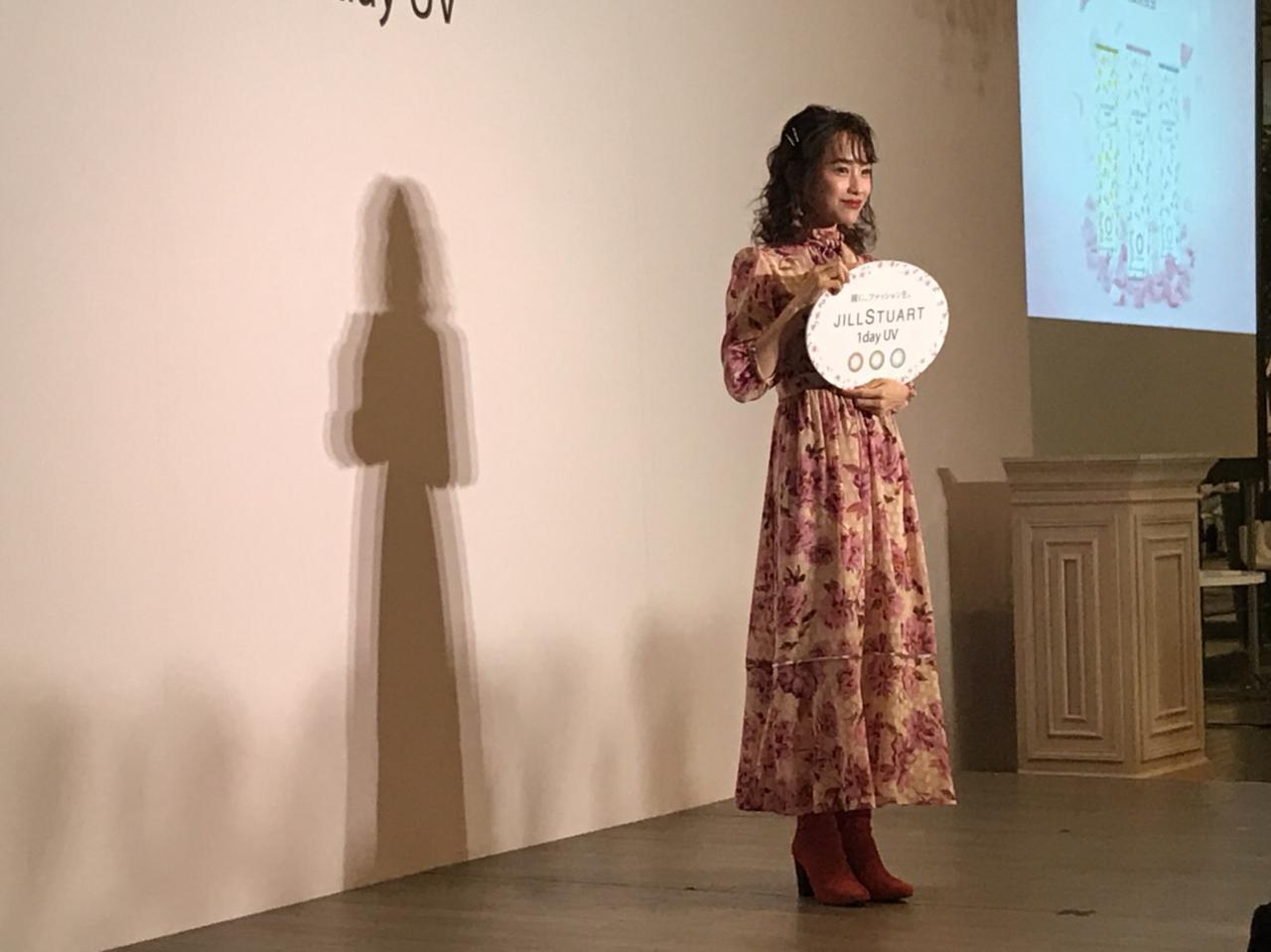 画像: 発表会には高橋愛さんも登場!