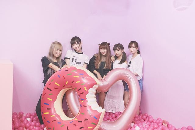 画像2: 恋を呼ぶ!?フォトジェニックなソフト専門店『coisof』、「Mel」の人気クリエイターとコラボ!