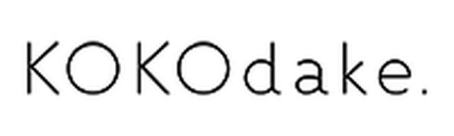 画像: KOKOdake.  