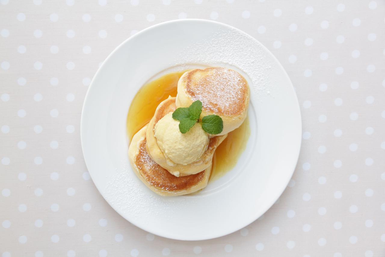 画像: 『幸せのパンケーキ』のこだわり