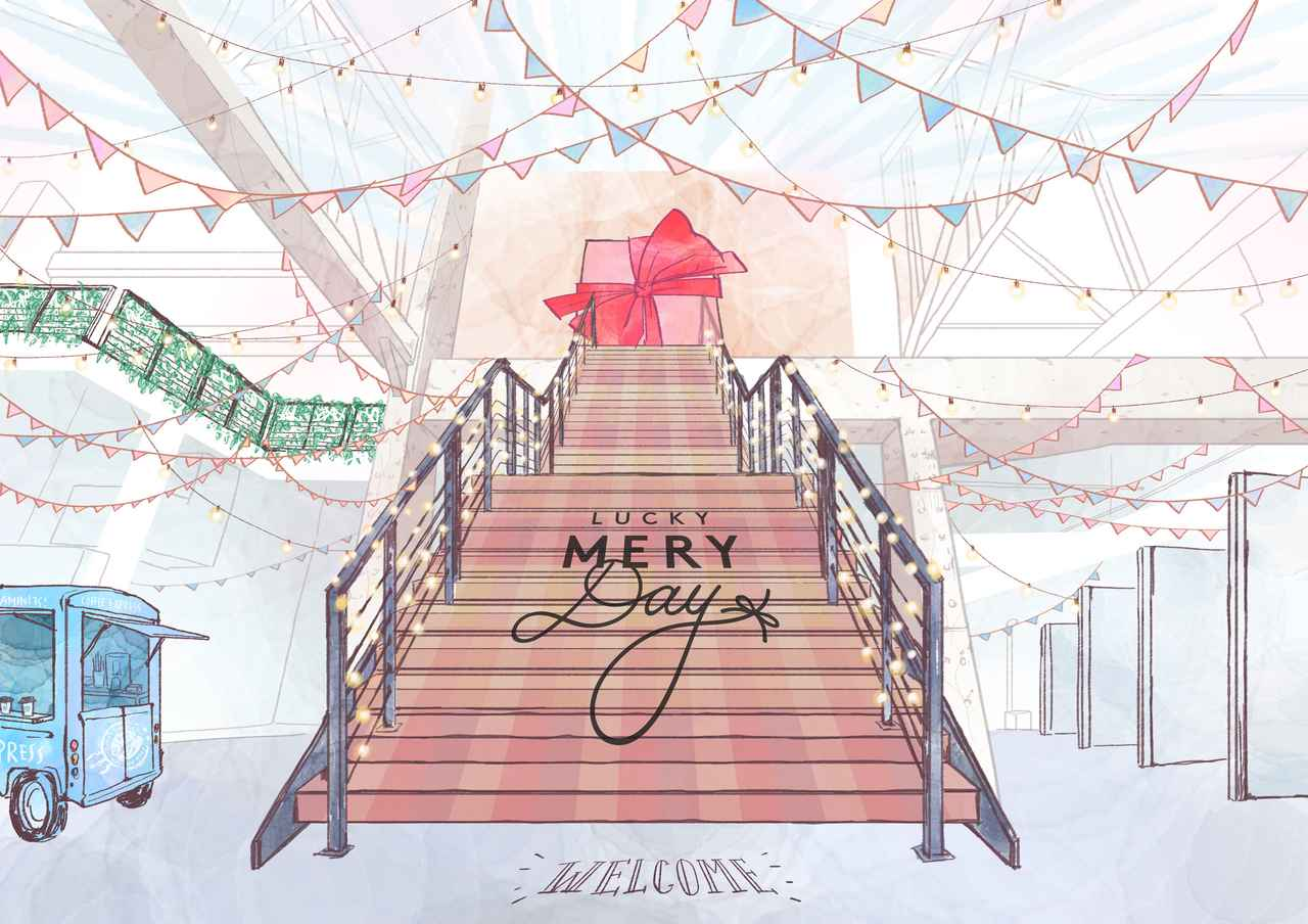 画像: 【MERYイベント】『LUCKY MERY DAY』は今週末!イベントをもっと楽しむHow to♡ MERY [メリー]