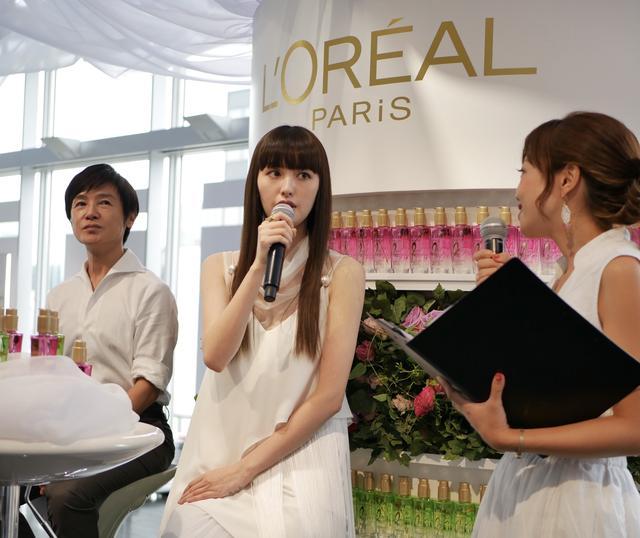画像2: 人気モデル・鈴木えみさんのトークショー開催