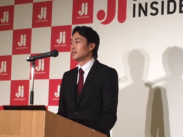 画像: ENGAWA株式会社代表取締役社長・牛山隆信さん 「SNSの核となるインフルエンサーと一緒に日本の情報文化を世界に発信するための在住外国人に特化した新しい取り組みです」