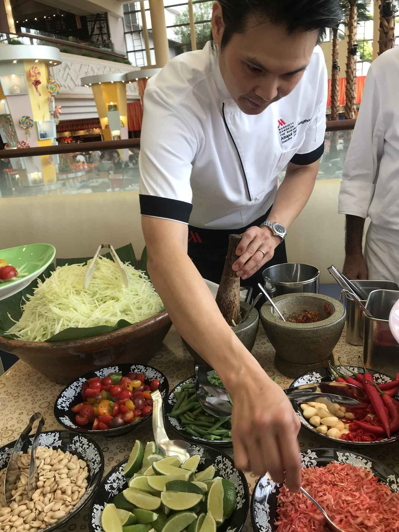 画像5: 9月限定・本格タイ料理が楽しめる『タイフードブッフェbyシェフX』開催