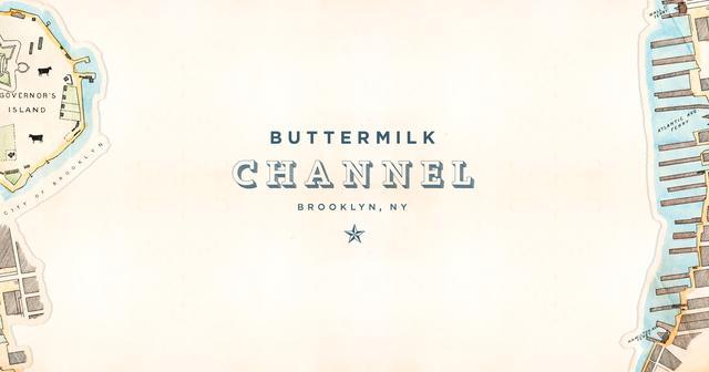 画像: BUTTERMILK CHANNEL HARAJUKU Buttermilk Channel