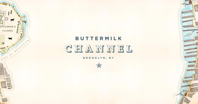画像: BUTTERMILK CHANNEL HARAJUKU|Buttermilk Channel
