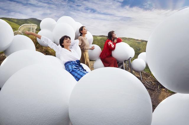 画像1: 「雲海テラス」に雲海を楽しむ展望スポット 「Cloud Bed」