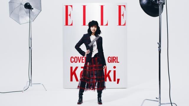 """画像: 【要チェック】注目のモデル""""Kōki,""""が出演する『ELLE』のキャンペーンムービー"""
