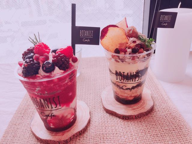 画像2: BOTANIST CAFE 秋の新メニューも提供開始!