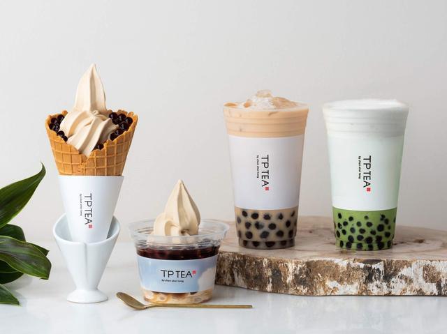 画像: 春水堂プロデュースの台湾ティースタンド『TP TEA』2号店が東京・丸ビルに登場!