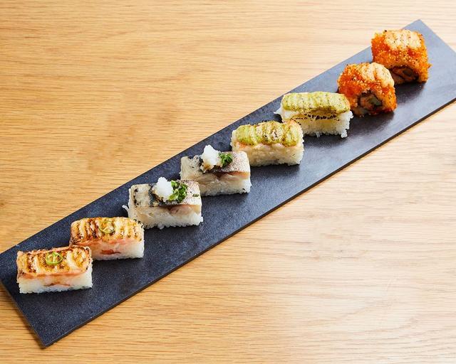 画像2: カナダ発の新感覚sushi bar「KINKA」が六本木にオープン