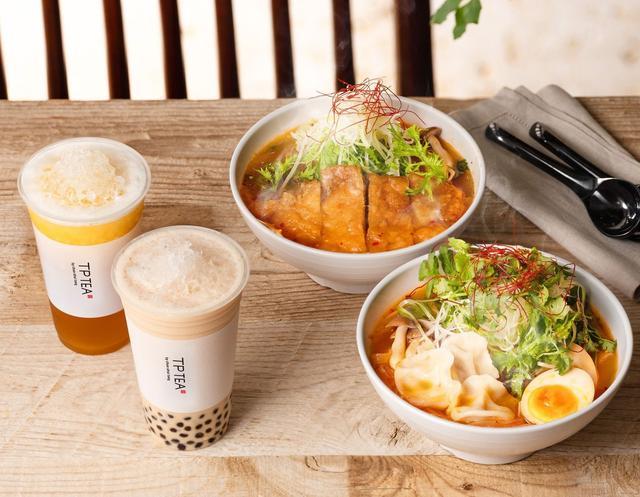 画像1: TP TEA2号店は東京・丸の内エリアに初出店