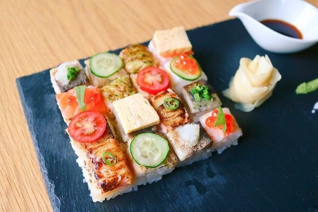 画像1: カナダ発の新感覚sushi bar「KINKA」が六本木にオープン