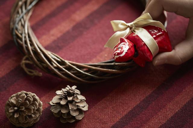 画像2: ケーキやリース作りで、さらにクリスマスの思い出を深める