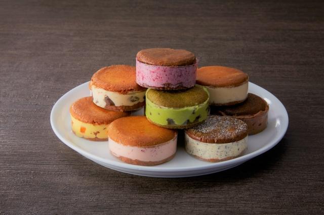 画像1: 世界初!コールドストーン クッキーサンド専門店「コールドストーン クリーマリー サンド」がオープン!