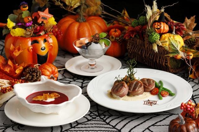 画像: レストランで楽しむハロウィーン!!~仮装&ハロウィーンコーデでレストランへ行こう!~