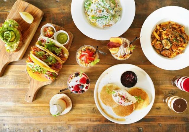 画像3: BOTANIST CAFE 秋の新メニューも提供開始!