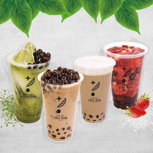 画像1: お茶とタピオカドリンク専門店『PEARL LADY 茶BAR』が南青山にオープン!