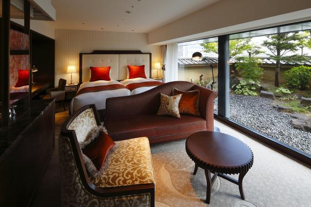 画像: ガーデンジュニアスイート(48m2/1室) ※Suite