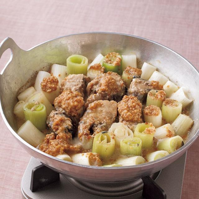 画像7: 鯖の水煮、みそ煮、煮つけ(しょうゆ味)で絶品おつまみ 掲載レシピの一例