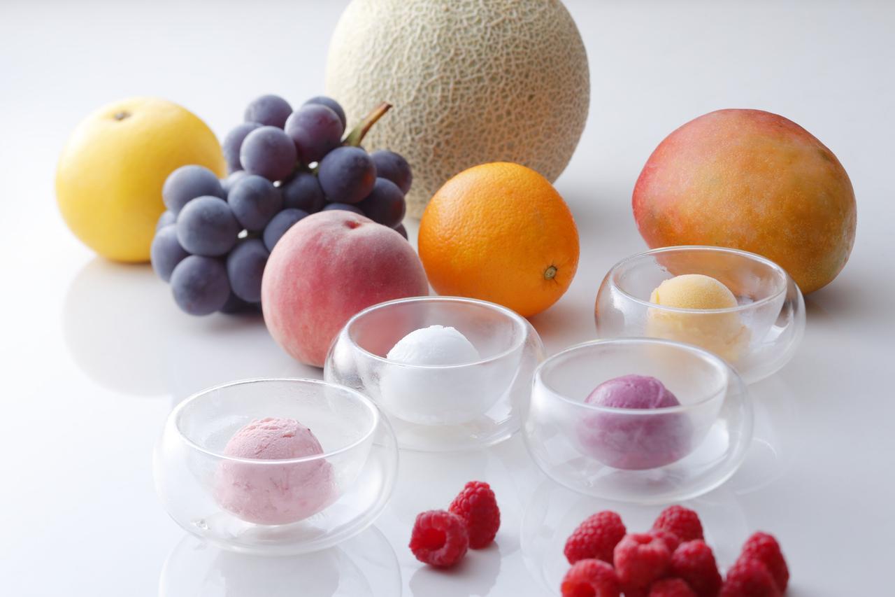 画像2: 約10種のフルーツが並ぶコーナーも登場!朝から楽しめるスイーツ&アイスクリームも