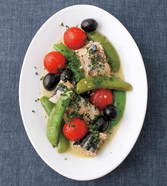 画像5: 鯖の水煮、みそ煮、煮つけ(しょうゆ味)で絶品おつまみ 掲載レシピの一例