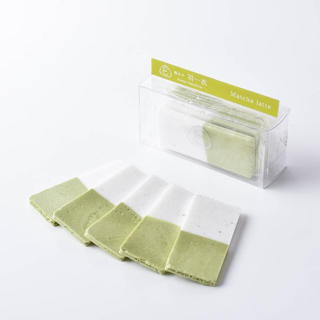 画像4: ふわりとした口溶けが特徴の「板あめ~羽一衣~」からラテシリーズが新発売