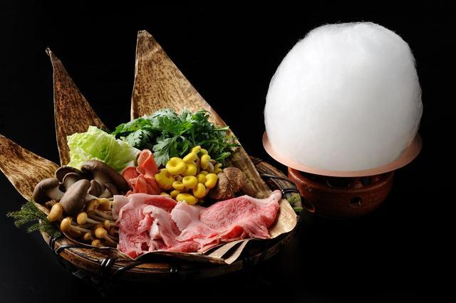 画像: 界 アルプス(長野県・大町温泉)「雪鍋」