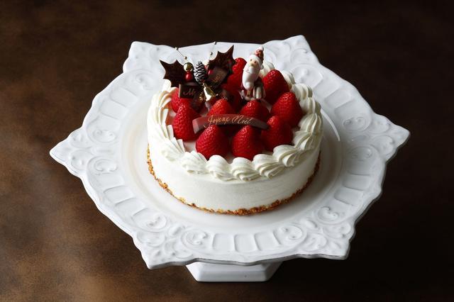 画像: 嘉山農園の苺ショートケーキ