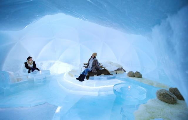 画像: 氷点下の宿泊体験「氷のホテル」が2019年も営業!