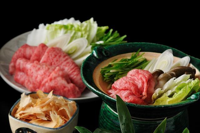 画像1: 界 津軽(青森県・大鰐温泉) 「牛しゃぶ鍋」