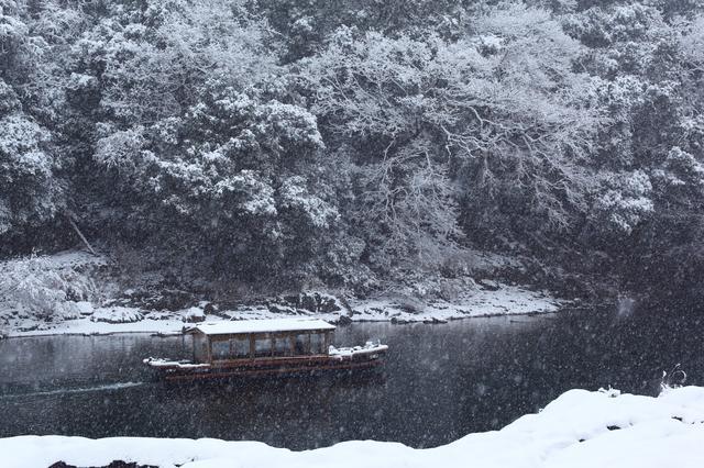 画像: 奥嵐山の静けさに身を置く