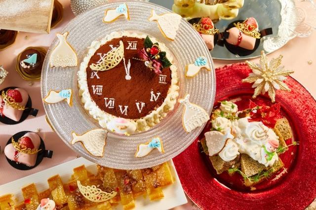 画像5: 女の子の夢が詰まった人気のデザートブッフェが、限定クリスマスバージョンに!