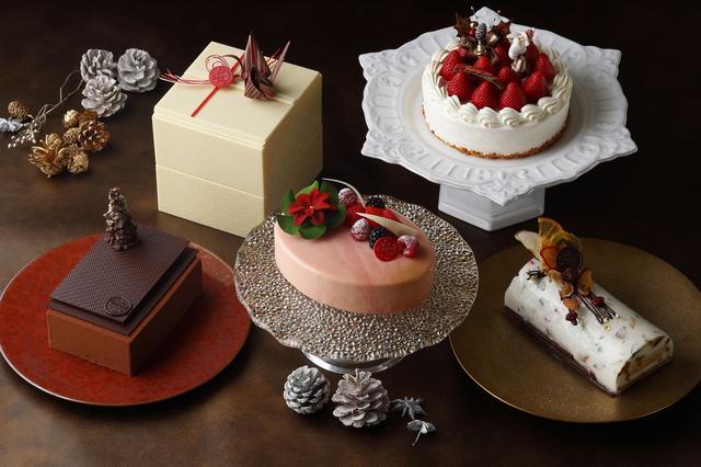 画像: ホテル雅叙園東京が贈る アートを極めた最上級のクリスマスケーキ