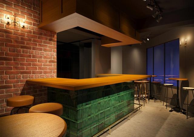 画像: LOVAT 初の姉妹店となるスタンドバルがオープン
