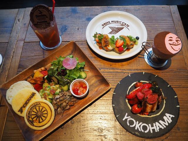 画像3: 横浜ゴム、「音楽×ドライブ」がテーマのコンセプトカフェを期間限定OPEN!
