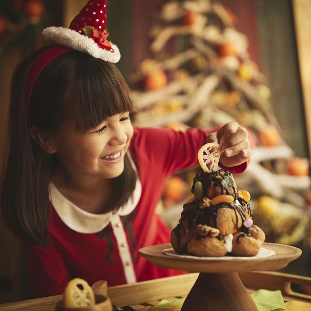 画像5: ホテル館内完結で、3つのテーマのクリスマスを体験