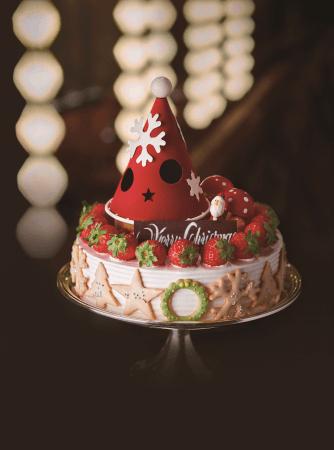 画像1: 【ホテルオークラ東京】Hotel Okura Tokyo Christmas Special Selection 2018~クリスマステイクアウト(ケーキ・オードブル)~