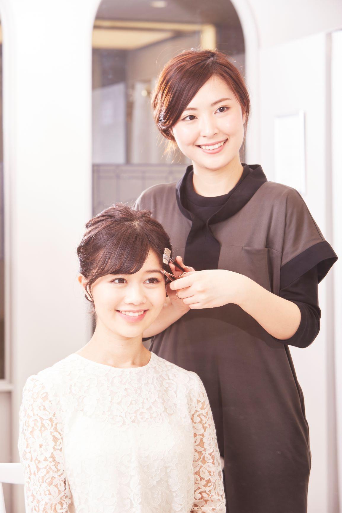 画像2: プロ仕様のオリジナル眉マスカラをヘアメイク専門店が開発