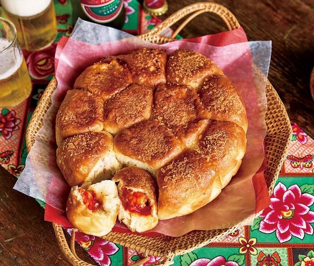 画像4: フライパンで焼ける! 7つのちぎりパン (オレンジページブックス) | 髙山 かづえ |本 | 通販 | Amazon